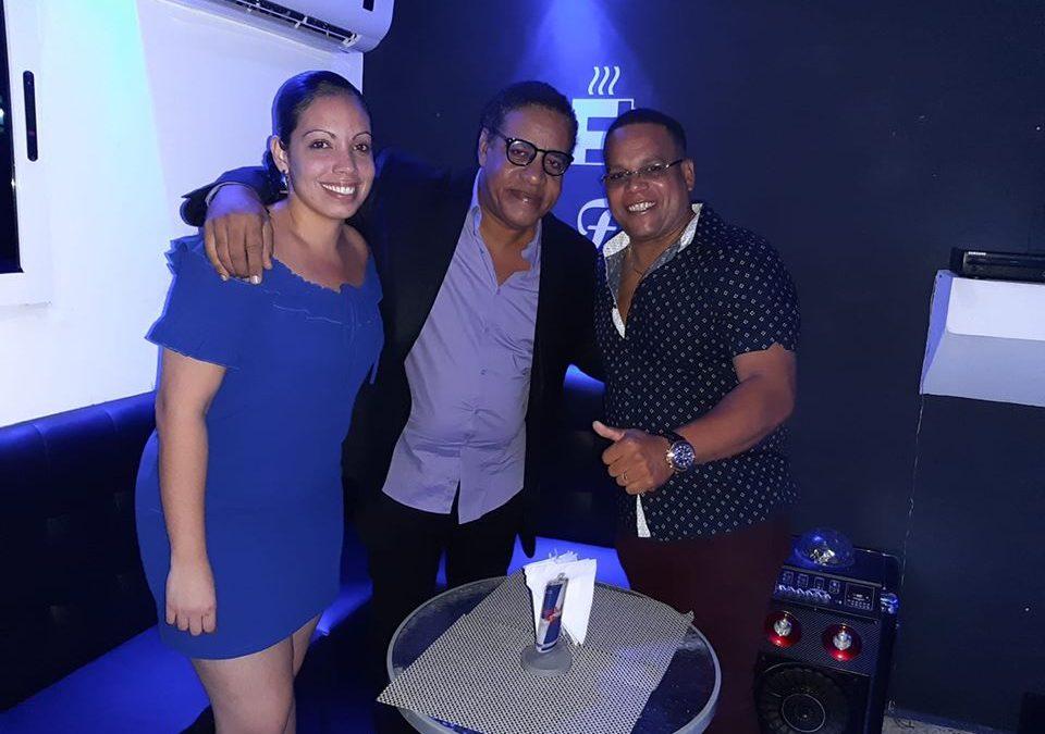La Fela vibró con Jorge Díaz