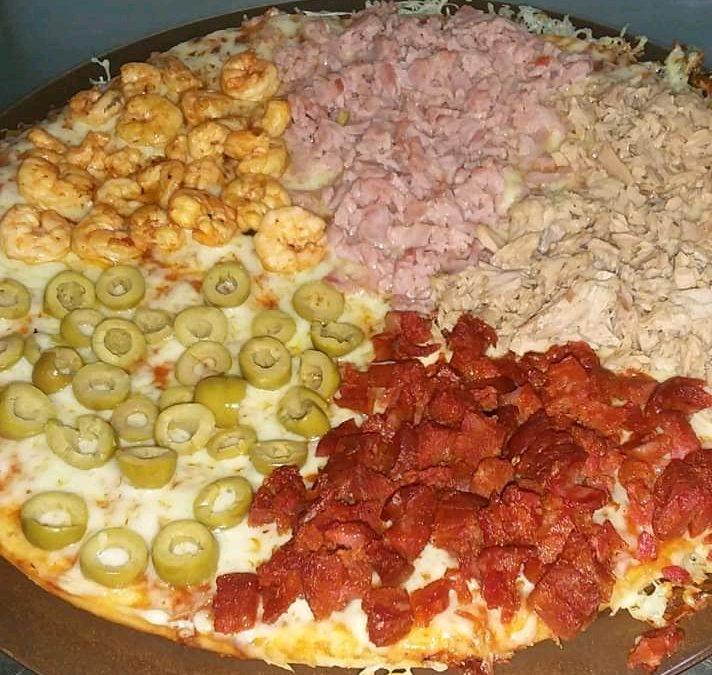 Pizza La Fela, un estallido al paladar.